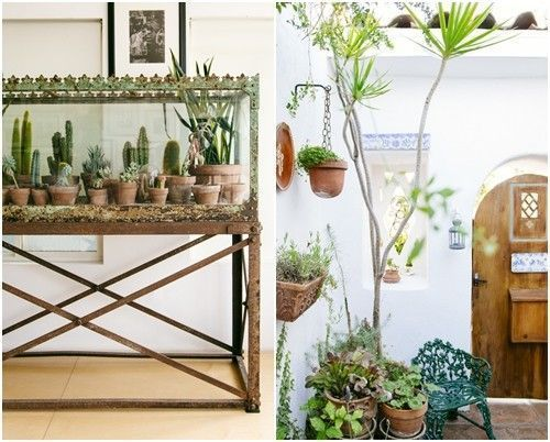 Casas con encanto the new bohemians by justina blakeney for Peceras para jardin