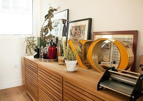 Casas con encanto as es el piso de una ilustradora en - Pisos con encanto madrid ...