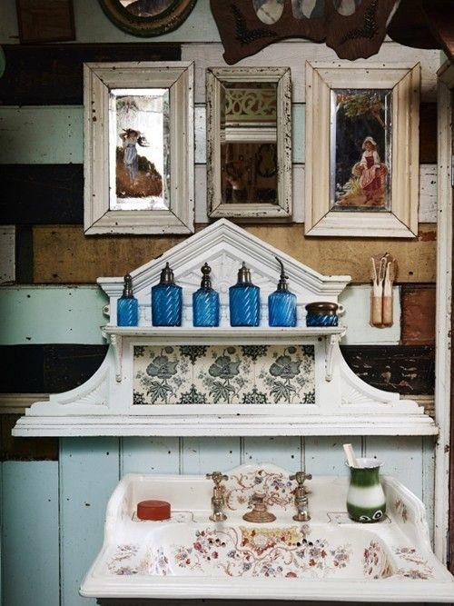 Casas con encanto decoraci n vintage arte y for Decoracion con encanto
