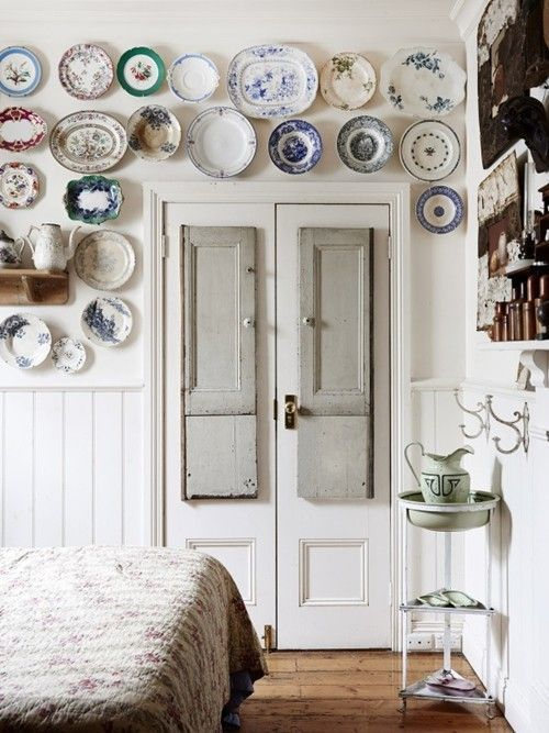 Casas con encanto decoraci n vintage arte y for Decoracion vintage casas