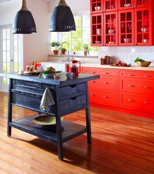 20 ideas para pintar muebles de madera antiguos a todo - Tunear muebles viejos ...