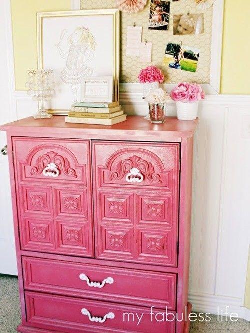 20 ideas para pintar muebles de madera antiguos a todo - Pintar muebles colores ...