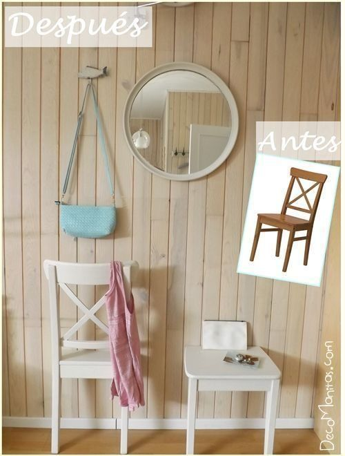 Reciclar muebles con otro uso reciclaje creativo de una for Muebles lufe estanterias