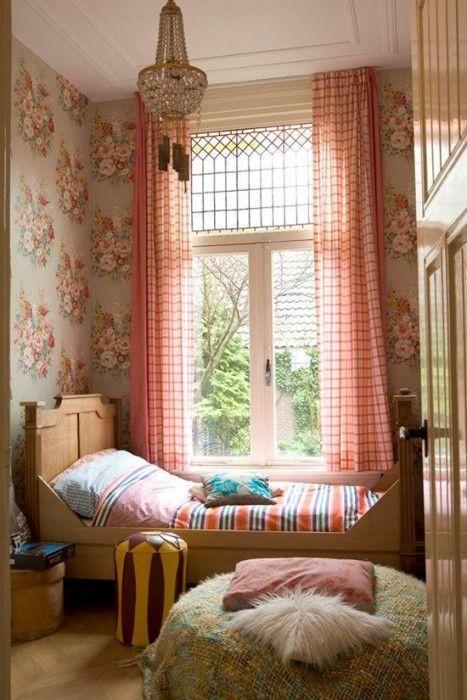 Los 25 dormitorios de estilo boho chic m s bellos de for Dormitorios vintage chic