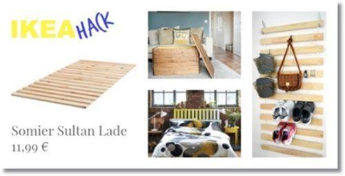 Tunear muebles ikea 5 ideas originales con un somier de - Tunear muebles ikea ...