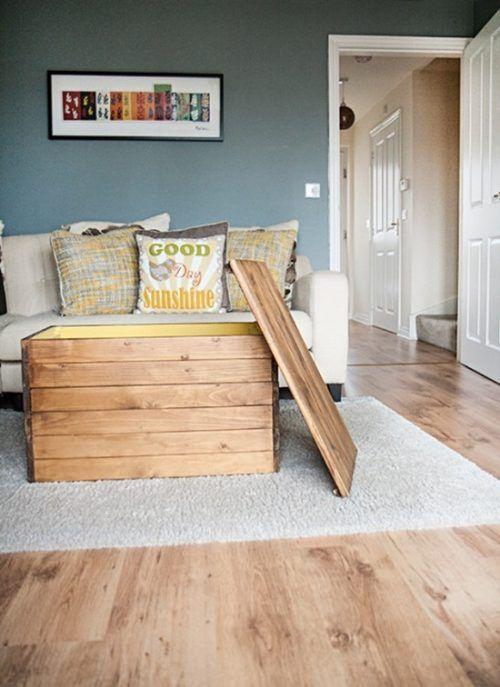 Tunear muebles Ikea: 5 ideas originales con un somier de lamas  Decomanitas