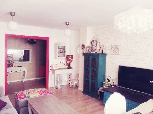 Casas con encanto piso peque o con decoraci n boho chic - Pisos con encanto madrid ...