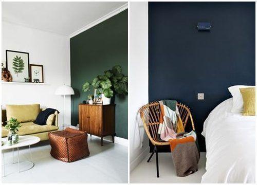 Colores para paredes c mo pintar un apartamento moderno for Pintura para apartamentos modernos