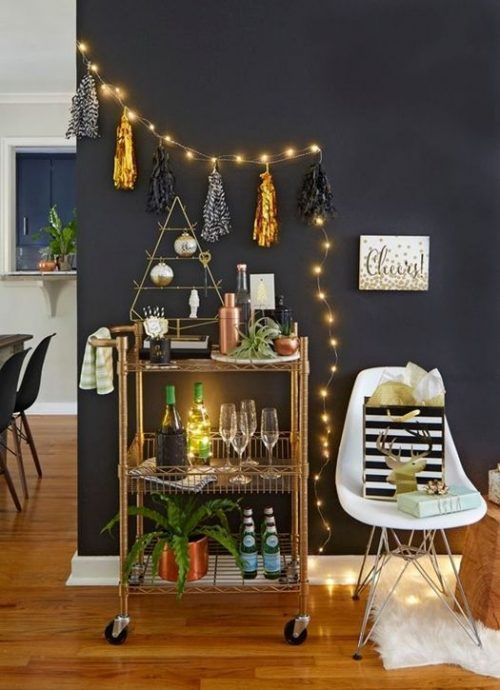Ideas para decorar con glamour una fiesta en casa decomanitas - Ideas decoracion casa ...