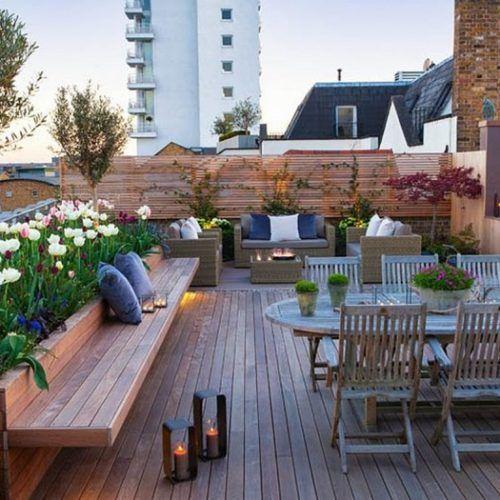 10 ideas para decorar terrazas de ticos como un profesional