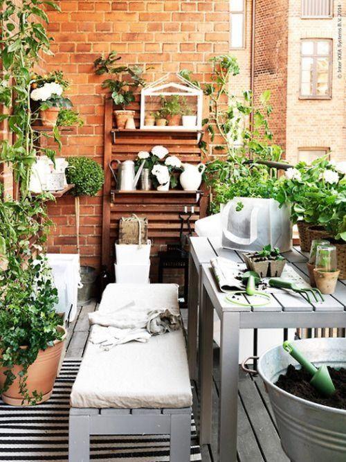 10 ideas para decorar terrazas de ticos como un - Decorar terrazas aticos ...