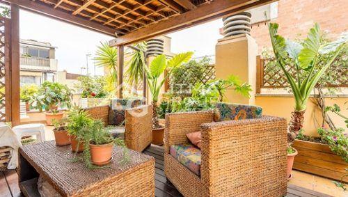 10 ideas para decorar terrazas de ticos como un profesional decomanitas - Fotos terrazas aticos ...