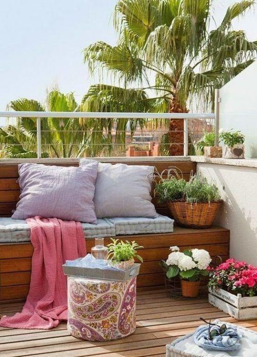 10 ideas para decorar terrazas de ticos como un - Decoracion de pergolas ...