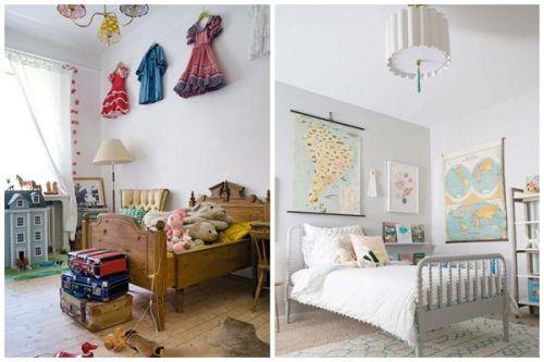 Ideas Para Decorar Habitaciones Infantiles Originales Con