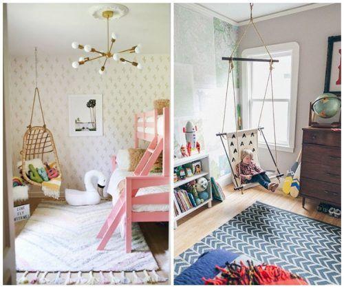 Ideas para decorar habitaciones infantiles originales con for Ideas para decorar habitacion infantil