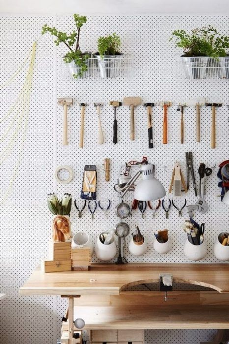 5 consejos para ordenar herramientas de bricolaje en casa for Casa para herramientas